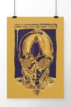 Poster Droid, I'm Your Father