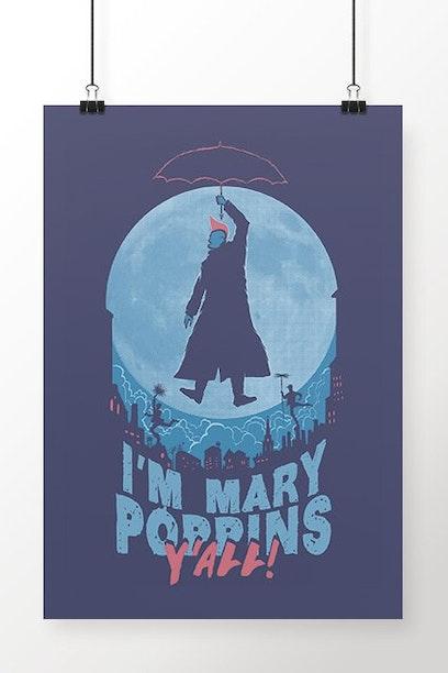 Poster Mary Yondu