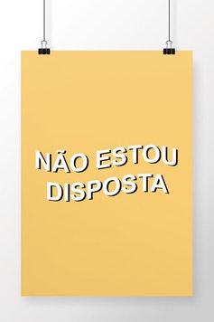 Poster Disposta