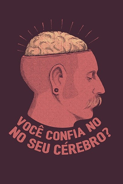 Poster Cérebro