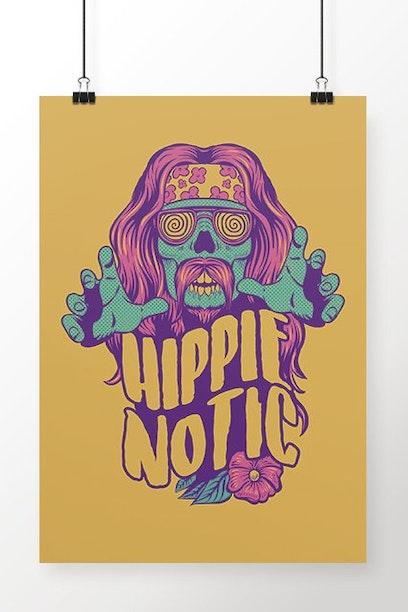 Poster Hippienotic