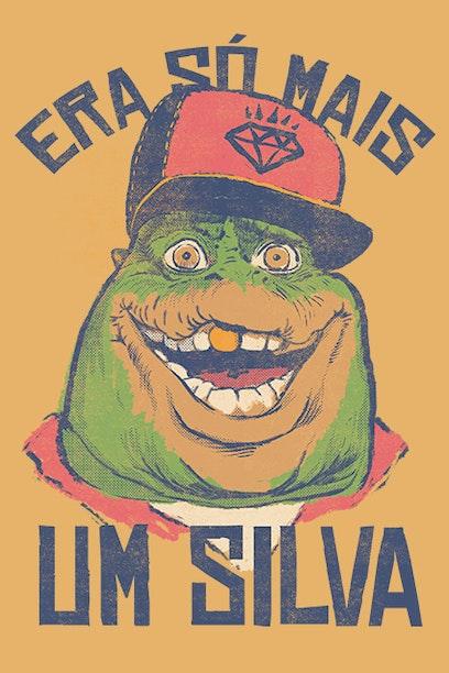 Poster Rap do Silva Sauro