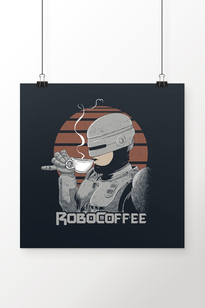 Poster RoboCoffee