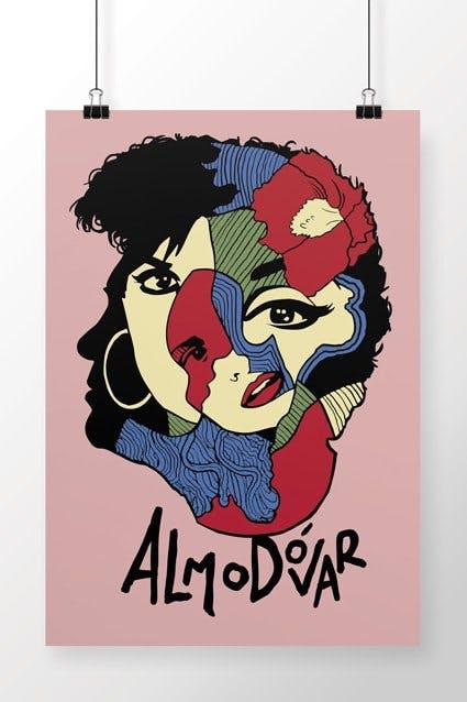 Poster Almodóvar