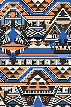 Estampa Regata Tribal Soul