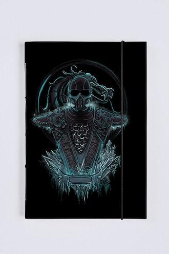 Sketchbook Ice Ninja