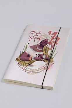 Sketchbook Alfabeto Tia Ciata R$58,90 | 4x de R$14,72