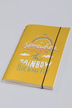 Sketchbook Somewhere Over The Rainbow R$58,90 | 4x de R$14,72