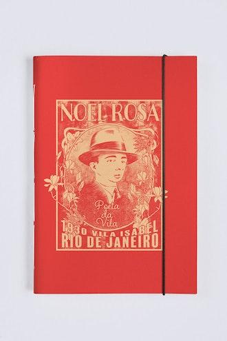 Sketchbook Poeta Da Vila