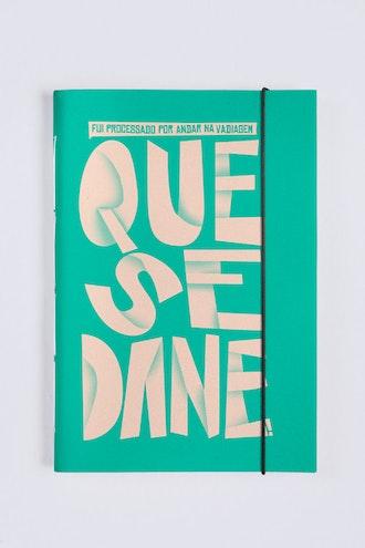 Sketchbook Que Se Dane
