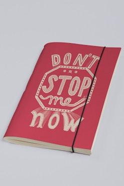Sketchbook Don't Stop Me Now R$58,90 | 4x de R$14,72
