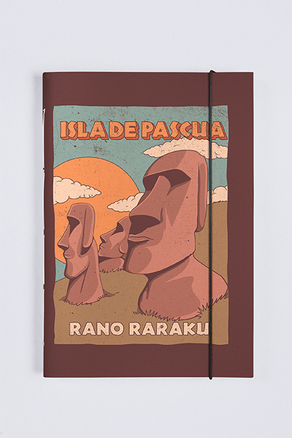 Sketchbook Isla De Pascua