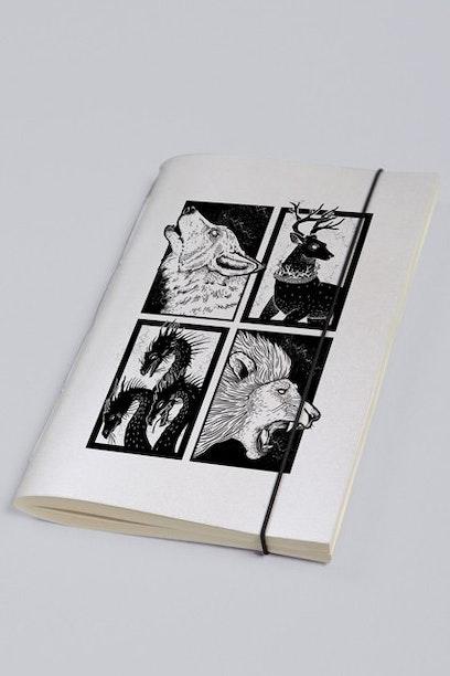 Sketchbook Guerra dos Tronos