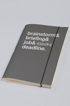 Estampa Sketchbook Deadline