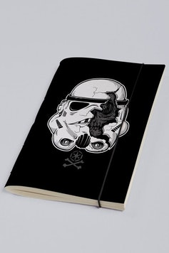 Estampa Sketchbook Stormtrooper