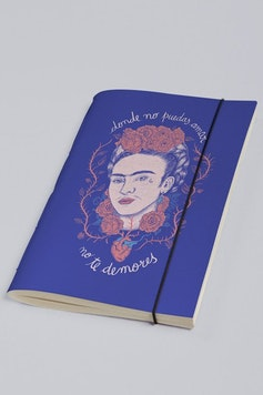 Estampa Sketchbook No Te Demores