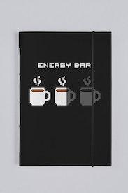 Sketchbook Energy Bar
