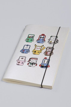 Estampa Sketchbook Pocket Family