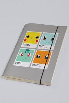 Estampa Sketchbook Pokétone