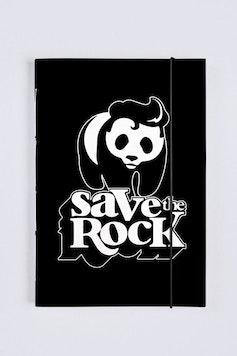 Sketchbook Save The Rock