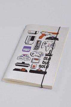 Estampa Sketchbook Old But Gold