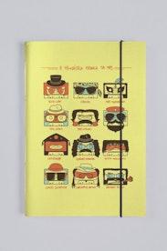 Sketchbook A Fantástica Fábrica da MPB