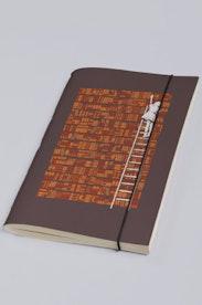 Estampa Sketchbook Biblioteca