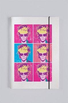 Sketchbook Pop Warhol