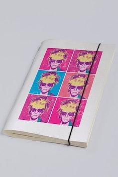 Estampa Sketchbook Pop Warhol