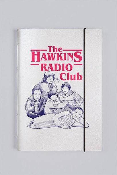 Sketchbook The Stranger Club