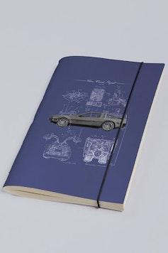 Estampa Sketchbook Time Travel Project