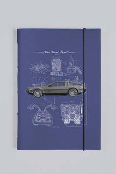 Sketchbook Time Travel Project