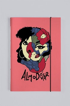 Sketchbook Almodóvar