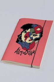 Estampa Sketchbook Almodóvar