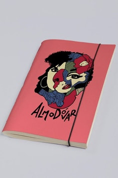 Estampa Sketchbook Almodóvar