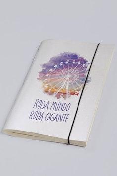 Estampa Sketchbook Roda Viva