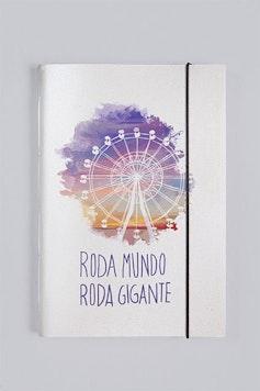 Sketchbook Roda Viva