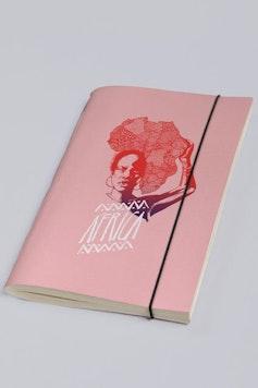 Estampa Sketchbook África