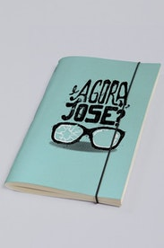 Estampa Sketchbook E Agora, José?