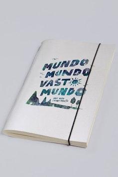 Estampa Sketchbook Vasto Mundo