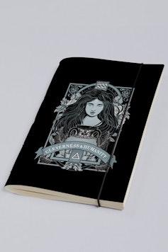 Estampa Sketchbook Aquarius