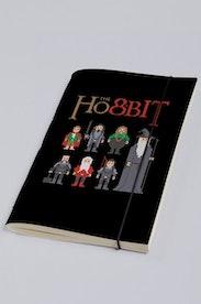 Estampa Sketchbook Ho8bit