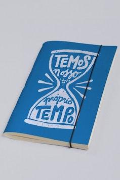 Estampa Sketchbook Tempo Perdido