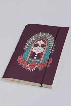 Estampa Sketchbook Santa Muerte