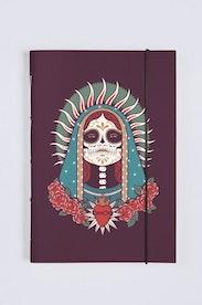 Sketchbook Santa Muerte
