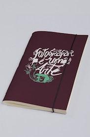 Estampa Sketchbook Fotografar é Uma Arte