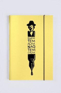 Sketchbook Fernando Pessoa