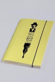 Estampa Sketchbook Fernando Pessoa