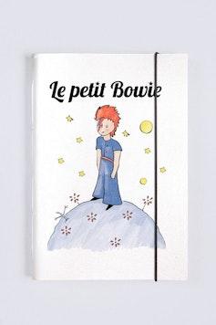 Sketchbook Le Petit Bowie