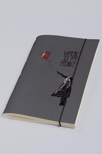 Sketchbook Where Is My Mind?